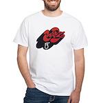 WAVZ New Haven '73 - White T-Shirt