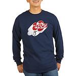WAVZ New Haven '73 - Long Sleeve Dark T-Shirt