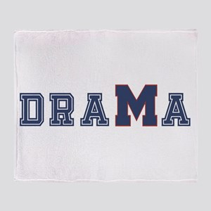 Senator Logo Throw Blanket