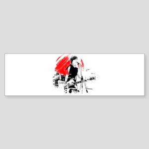 Japanese Artist Bumper Sticker