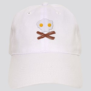Eggs and Bacon Skull Hat