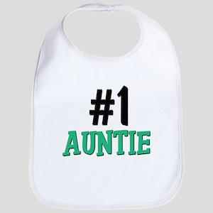 Number 1 AUNTIE Bib