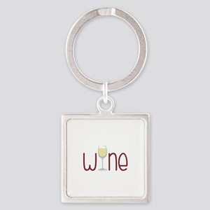 Wine Keychains