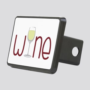 Wine Hitch Cover