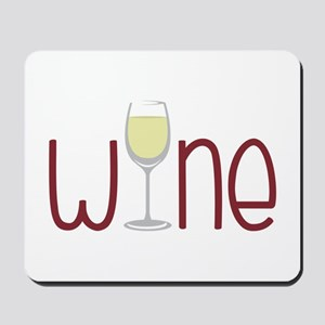 Wine Mousepad