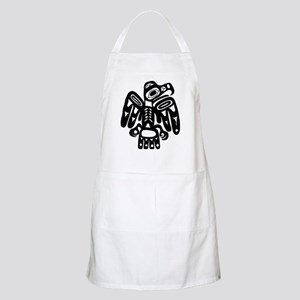 Tribal Eagle BBQ Apron