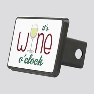 Wine OClock Hitch Cover