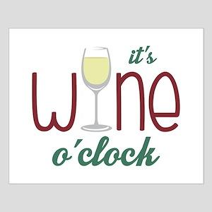 Wine OClock Posters