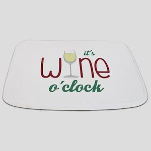Wine OClock Bathmat