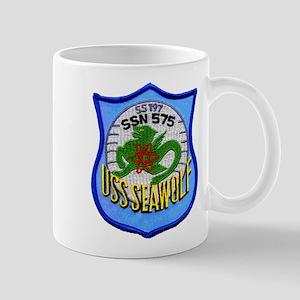 USS SEAWOLF Mug