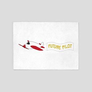Future Pilot 5'x7'Area Rug