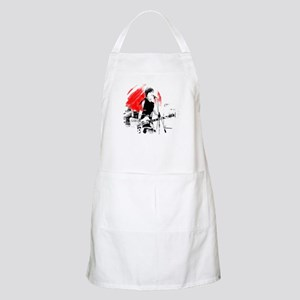 Japanese Artist Light Apron