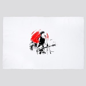 Japanese Artist 4' x 6' Rug