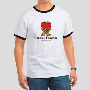 Special Teacher (bear) Ringer T