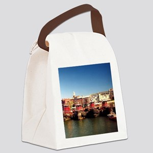 Portsmouth NH Canvas Lunch Bag