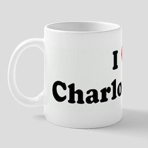 I Love Charlotte, NC Mug