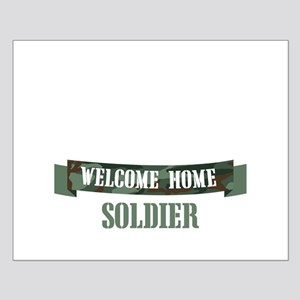 Welcome Home Soldier Posters