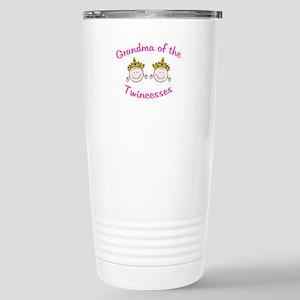 Grandma of Twincesses Mugs