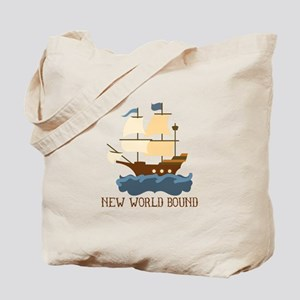 New World Bound Tote Bag