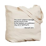 Freedom Rings Tote Bag
