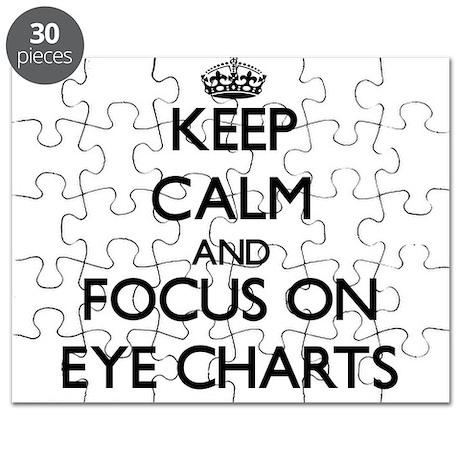dmv eye test chart puzzles cafepress Driver License Eye Test Chart