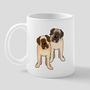 Mastiff Top Ten Mug