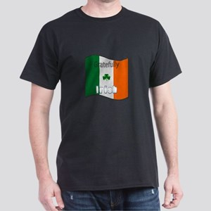 Gratefully Irish Dark T-Shirt
