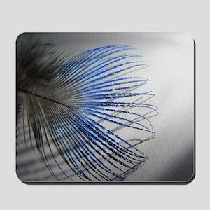 Peacock3 Mousepad