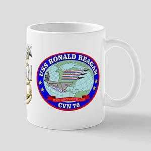 CVN-76 USS Ronald Reagan Mug