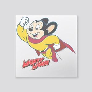Mighty Mouse Logo14 Sticker