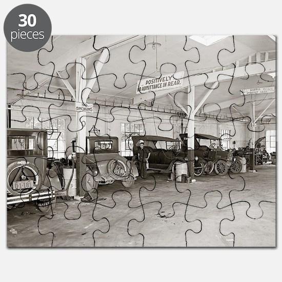 Cute Car photos Puzzle