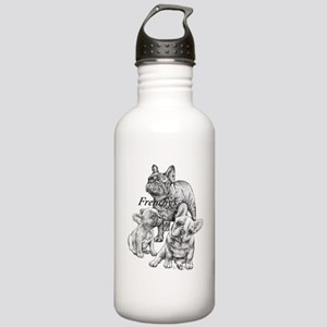 Frenchy's Stainless Water Bottle 1.0L