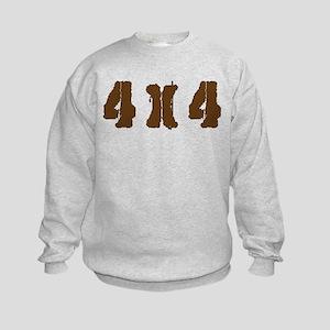 Off Road 4 x 4 Sweatshirt