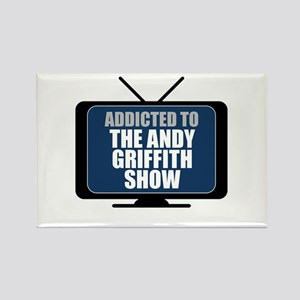 Addicted to the Andy Griffith Show Rectangle Magne