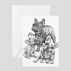 Frenchy's Greeting Cards