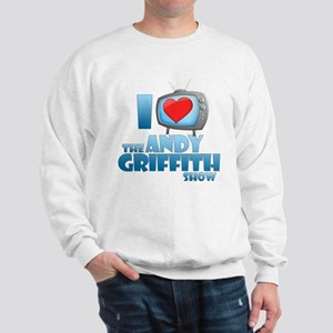 I Heart the Andy Griffith Show Sweatshirt