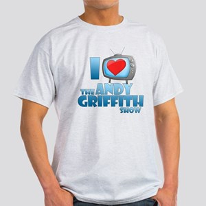 I Heart the Andy Griffith Show Light T-Shirt