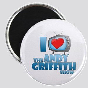 I Heart the Andy Griffith Show Magnet