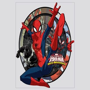 Web Warriors Spider-Girl Wall Art
