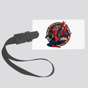 Web Warriors Spider-Girl Large Luggage Tag