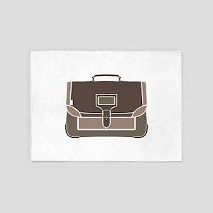 Briefcase 5'x7'Area Rug
