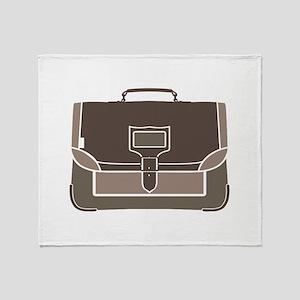 Briefcase Throw Blanket