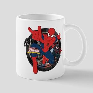 Web Warriors Spider-Man Mug