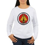 USS CAVALIER Women's Long Sleeve T-Shirt