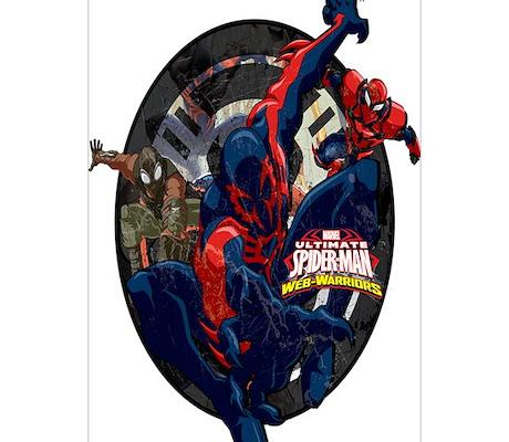 Spiderman 2099 Sticker