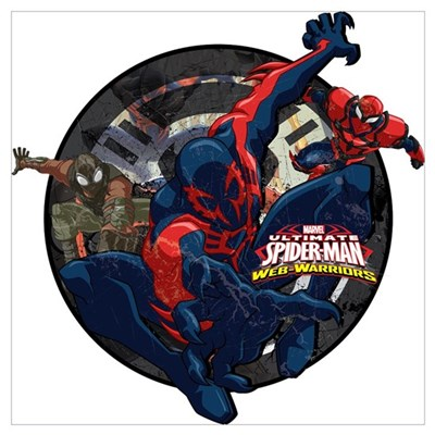 Spiderman 2099 Sticker