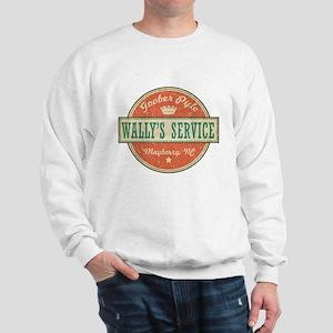 Wally's Service - Goober Pyle Sweatshirt