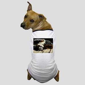 Fitness Protection Program Dog T-Shirt