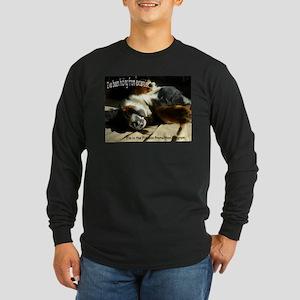 Fitness Protection Program Long Sleeve T-Shirt