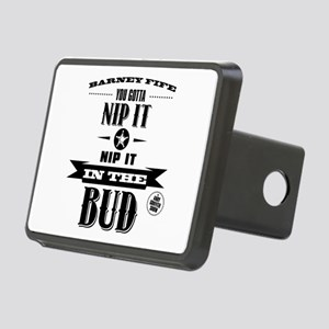 Barney Fife - Nip It Rectangular Hitch Cover